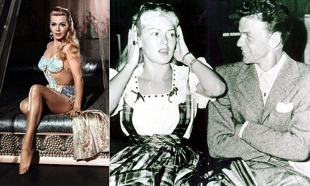 The one lover more obsessed with sex than Sinatra: Ol' Blue Eyes' biographer on the crooner's VERY carnal relationship with actress Lana Turner   Daily Mail Online