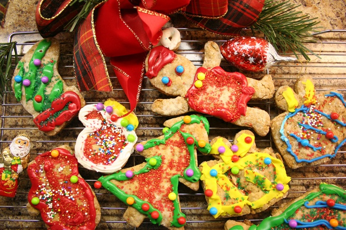Yummy Christmas Cookies!