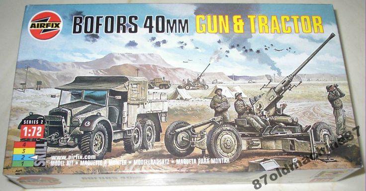 Bofors 40mm Gun