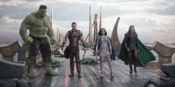 Why Thor: Ragnarok Isn't Really A Sequel, According To The Director #FansnStars