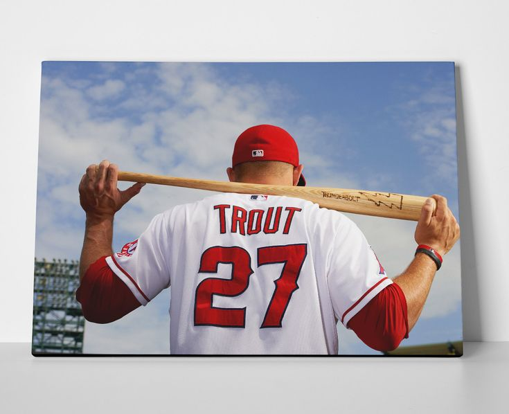 Excited to share the latest addition to my #etsy shop: Mike Trout Limited Edition 24x36 Poster | Mike Trout Canvas http://etsy.me/2BAjgM8 #art #print #digital #miketrout #miketroutposter #miketroutposters #miketroutcanvas #baseballposter #baseballposters