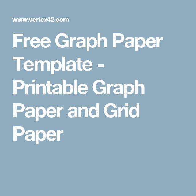 25+ unique Printable graph paper ideas on Pinterest Substitute - printable graph paper