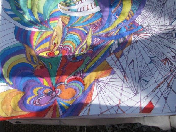 ..PROCESS OF .. by Heli Aarniranta on ARTwanted