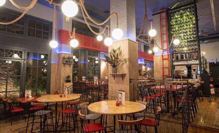 Mystilli, All Day Bar-Restaurant, Fragkon 2-4 and Olympiou Diamanti 1, Thessaloniki 54626, Tel.: 231 600 9999