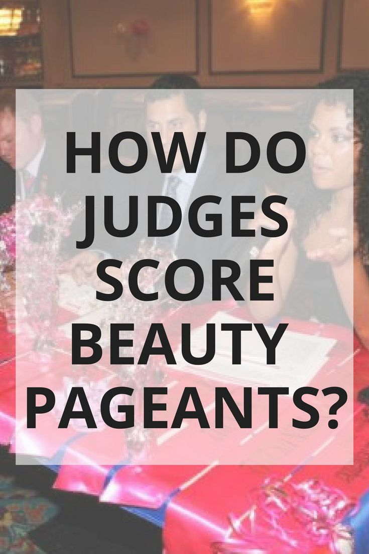 Wouldn't you like to get into the mind of a pageant judge and know exactly what they are looking for? Know exactly how they score the contestants? While we can't read minds, we can give some insight on how exactly judges score beauty pageants. Read more on Pageant Planet!