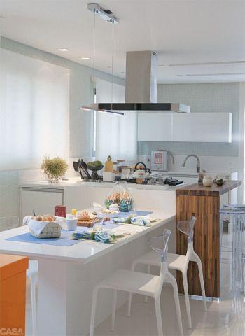 9 cozinhas para amar. Fotos publicadas na revista CASA CLAUDIA.