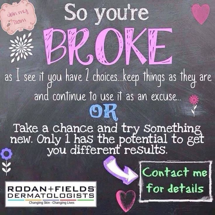 We have partnered with Rodan + Fields in a national expansion effort that is redefining an industry. Dr. Katie Rodan and Dr. Kathy Fields, the creators of Proactiv® Solution, are once again harnessing the power of relationship marketing to transform the direct selling channel.   Timing is everything. Imagine if you were offered the chance to join the Doctors when they created Proactiv® Solution. I know this kind of business is a once in a lifetime offering. Rodan + Fields is transforming my…
