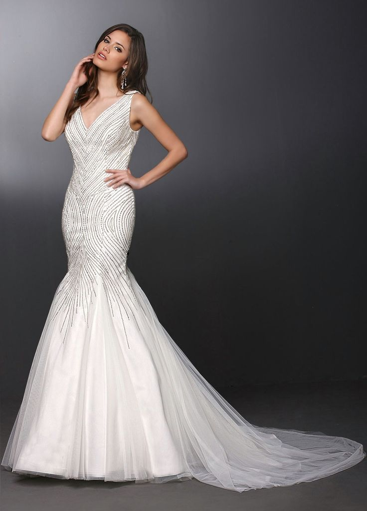 Davinci Wedding Dresses - Style 50263 [50263] - $1,350.00 : Wedding Dresses, Bridesmaid Dresses, Prom Dresses and Bridal Dresses - Your Best Bridal Prices