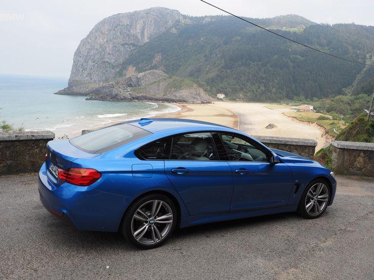 BMW 4 Series Gran Coupe - Driving Scenes in Bilbao - http://www.bmwblog.com/2014/05/27/bmw-4-series-gran-coupe-driving-scenes-bilbao/