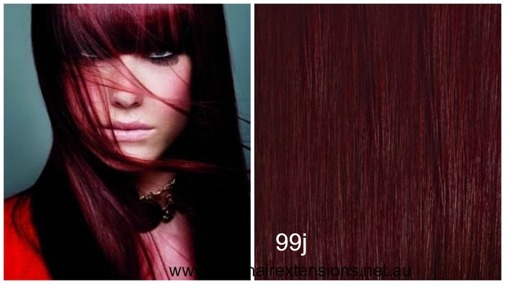 #99j - Burgundy Hair Extensions. We supply the worlds best quality and longest Lasting 100% Pure Virgin Remy Tape Hair Extensions, clip in hair extensions, micro-bead hair extensions, weft / weaves, flip-in / halos ponytails and keratin bond hair extensions on the Market. #besthairextensions #russiantapehairextensions #tapehairextensions #virgintapehairextensions #hairextensions