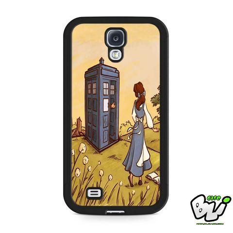 Beauty And The Beast Samsung Galaxy S4 Case
