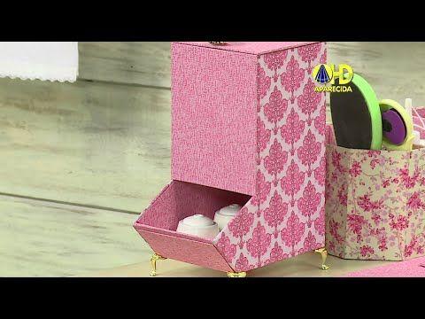 Vida com Arte | Porta Cápsula de Café em Cartonagem Projetada por Alice ...