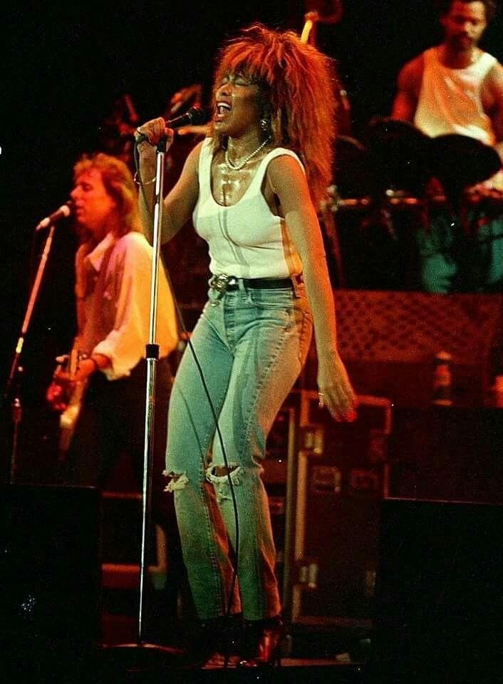 Tina Turner 1988