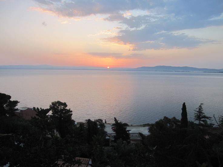 Sunrise in Monte Argentario, #maremma, #tuscany, #italy