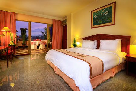 Cari Harga Kamar Hotel Sheraton Bandung Melalui Mister Aladin Saja