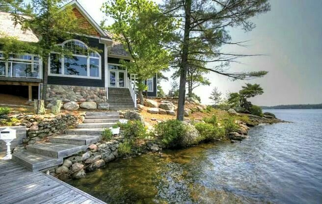Summer house,Canada