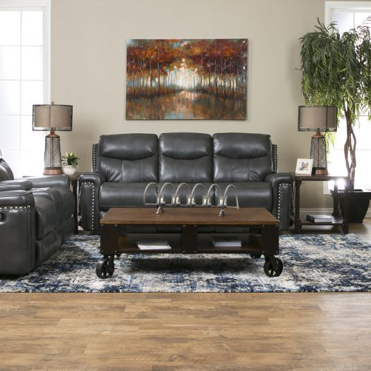 Trifecta Reclining Living Room Collection   Gray | Jeromeu0027s Furniture Part 74