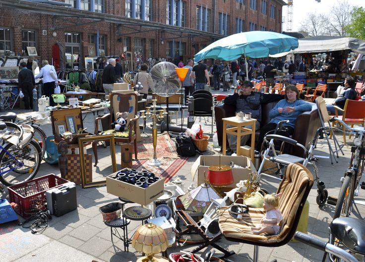 Schanzenflohmarkt-Hamburg-Sternschanze