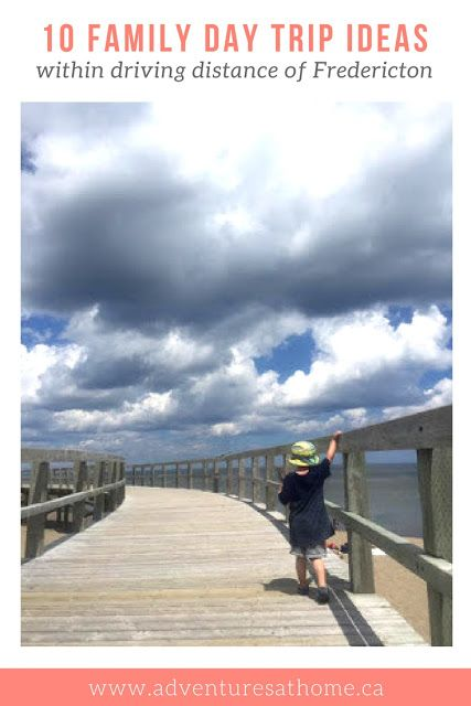 10 Day Trips To Take With The Kids This Summer (Within Driving Distance Of Fredericton!)   Adventures at Home