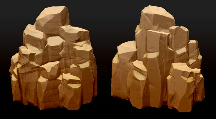 Rawk - Post any rocks you make here! - Page 21 - Polycount Forum