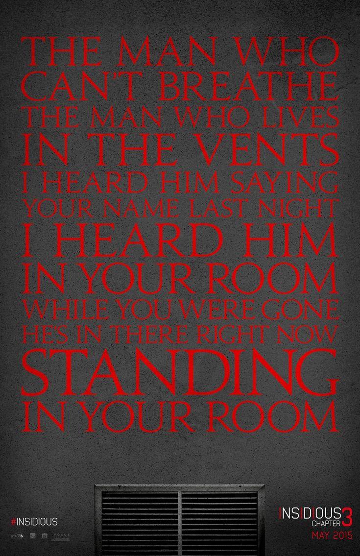 Insidious: Chapter 3 est un film de Leigh Whannell avec Dermot Mulroney, Stefanie Scott. Synopsis : Le 3ème volet de la saga horrifique.