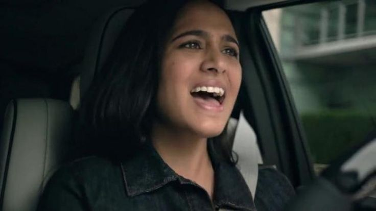 """Americans sing along to the classic Cat Stevens song """"If You Want to Sing Out, Sing Out,"""" while driving their 2017 Jeep Grand Cherokees, to highlight how our differences unite rather than divide."""