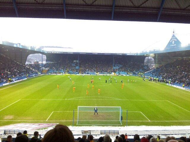 Hillsborough Stadium - Sheffield Wednesday