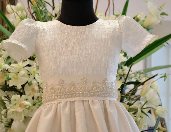 First Communion Dress Communion Dresses Holy by CouturesbyLaura
