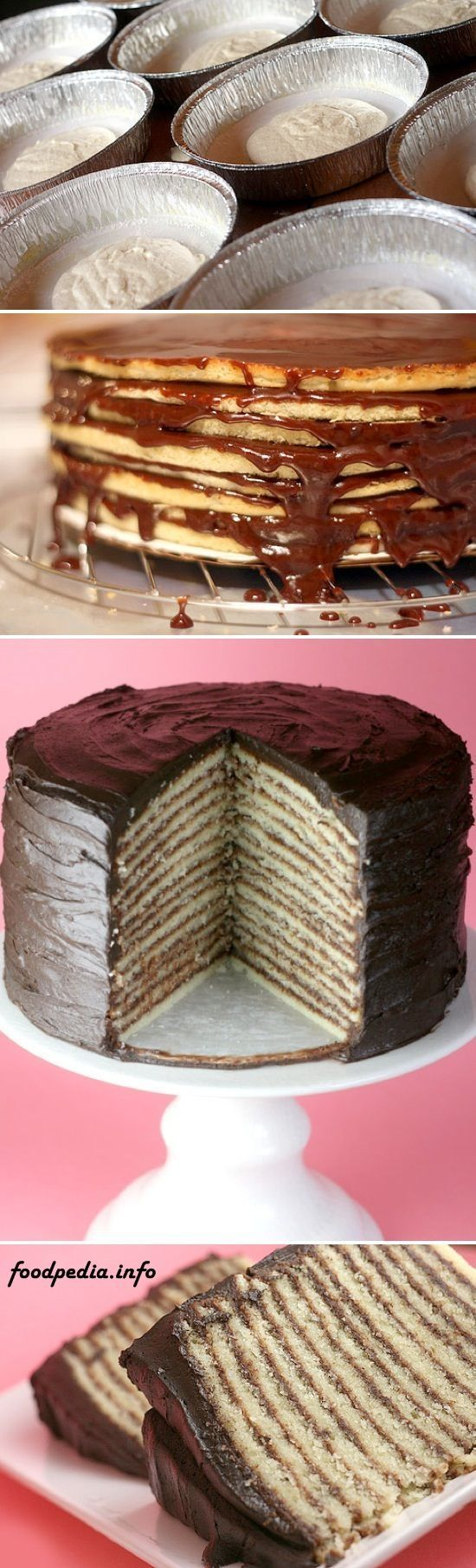 AKCollection: Layers Cake