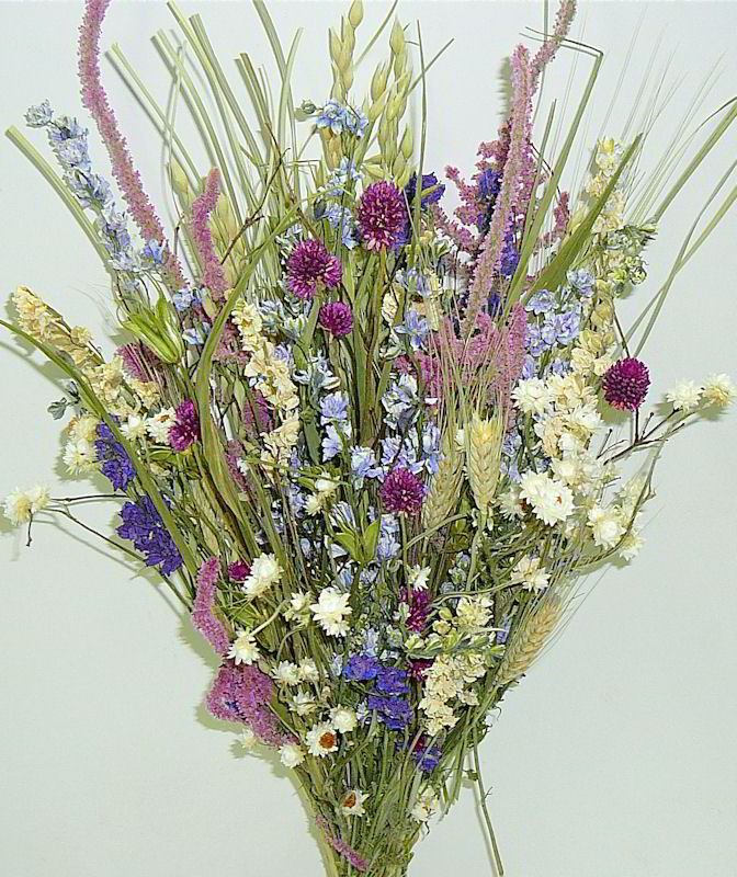 31 best images about dried flower bouquets on pinterest