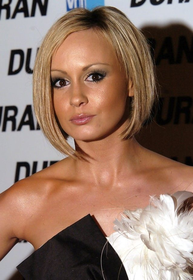Short Inverted Bob hairstyles 2013
