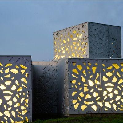 LAM - Extension du Musée Lille Métropole (Villeneuve d'Ascq - France)  Architecture © Manuelle Gautrand  Photos © Max Lerouge / Vincent Fillon / Philippe Ruault