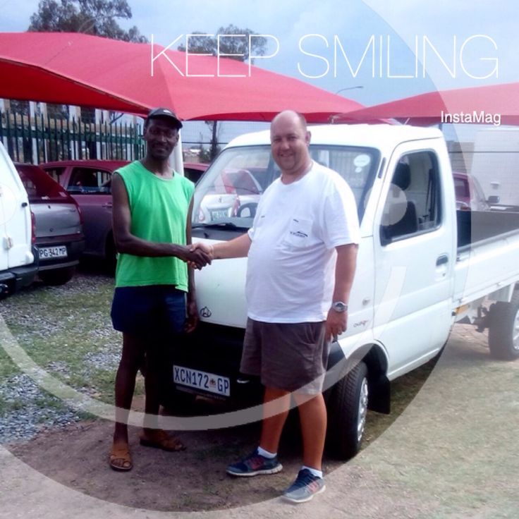 Congratz! Drive safe! #thempway #cars #finance #thempcargroup #nigel #deals #chana #delivery