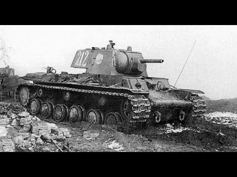 """WarThunder-Análisis tanque pesado KV-1 variantes L11 y Zis-5 """"el duro"""""""