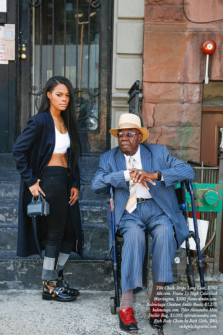 Teyana Taylor in The Coolest Looks from Fall - Kanye West Style - Elle