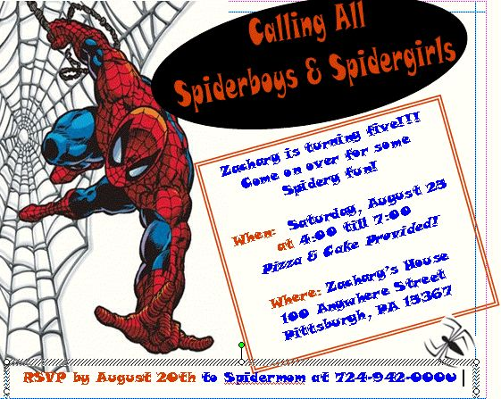 Spiderman Birthday Party Ideas Cool Ideas Here Superheroes And