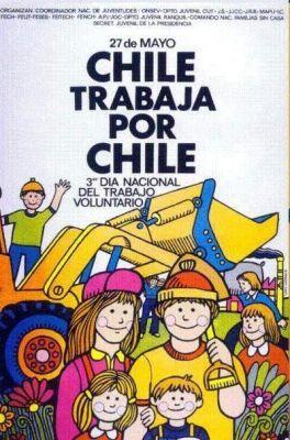 1973. Chile trabaja por Chile