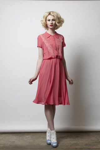 Holly Hock Dress