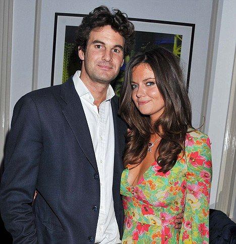 Love: Rupert Finch and Lady Natasha Rufus Isaacs are engaged!