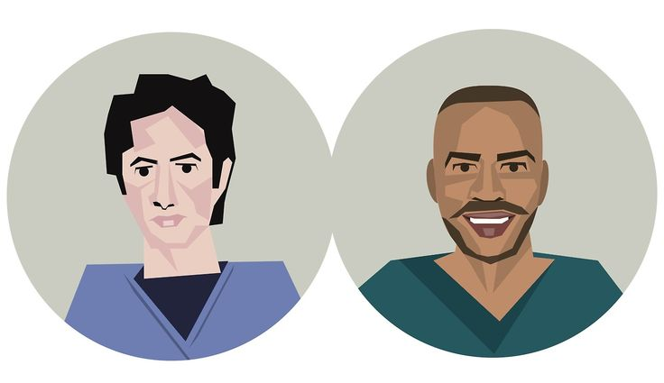 #scrubs #circles #j.d. #turk #illustrator