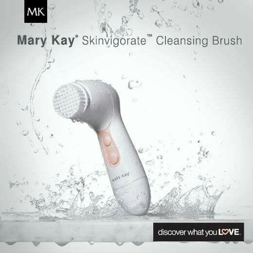 Mary Kay Skinvigorate Cleansing Brush http://www.marykay.ca/smcneely