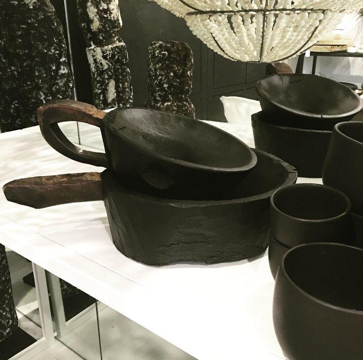 Wooden Spice Bowls | LuMu Interiors