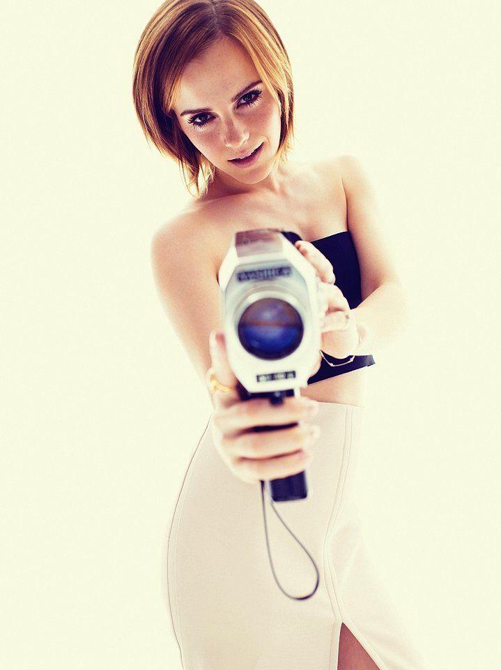 emma watson shooting film