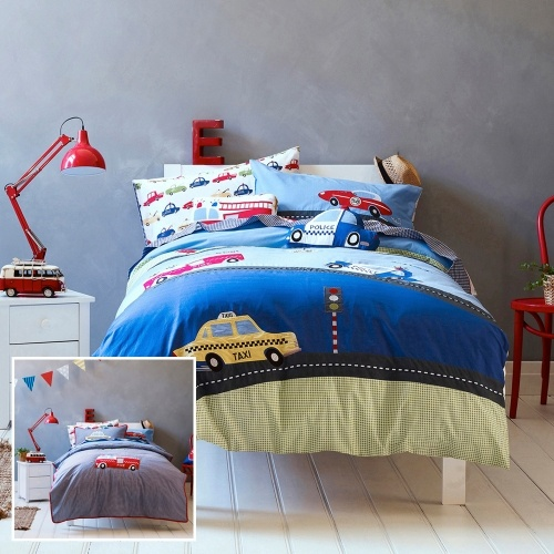 Quilt Covers & Coverlets Calvin's Cars Bedroom http://www.adairs.com.au/adairs-kids/bedroom/quilt-covers-&-coverlets/adairs-kids-boys/calvins-cars