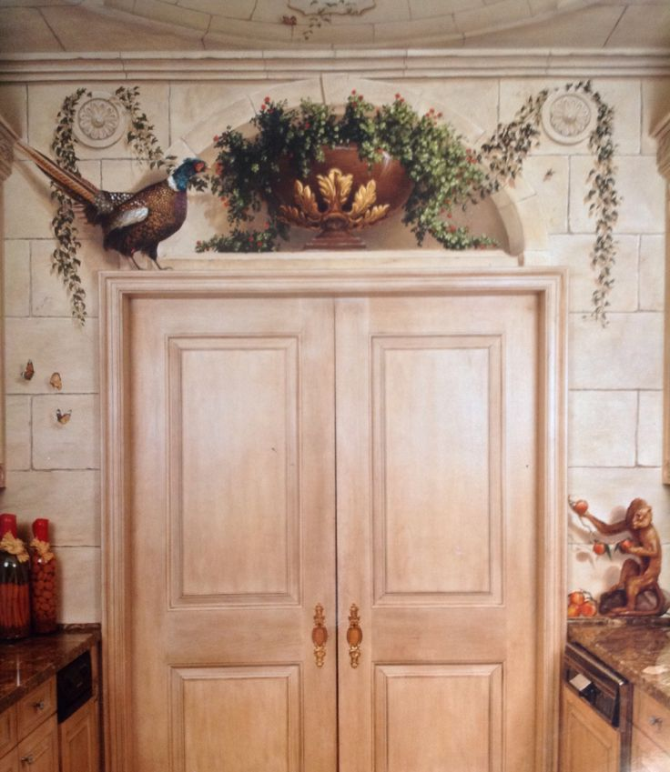 1000  images about trompe l'oeil, & some murals on pinterest ...