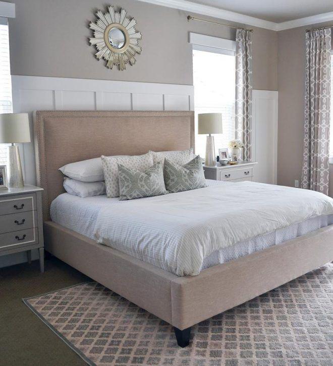 Bedroom Revere Pewter HC-172 by Benjamin Moore