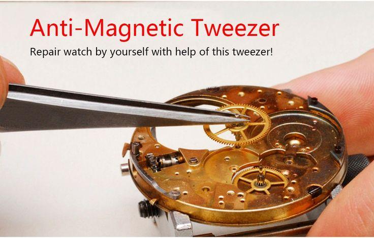 146PCS Professional Watch Repair Tool Kit Watchmaker Case - Tomtop.com