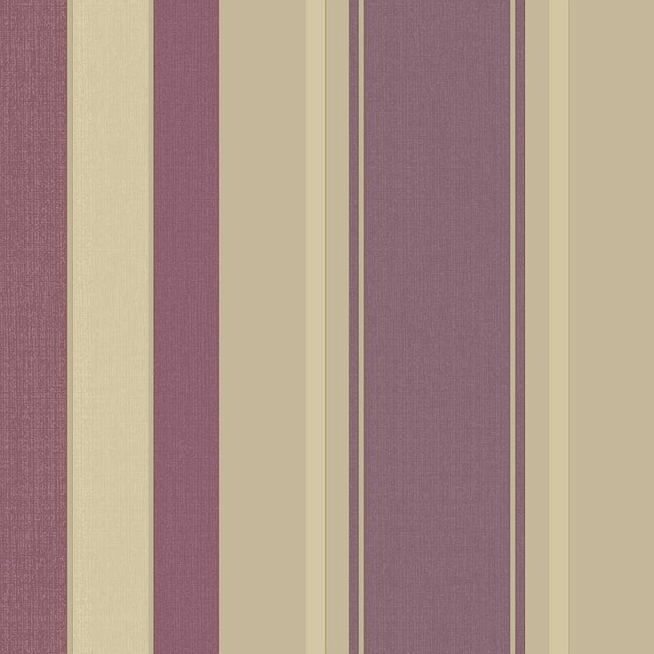 Palazzo Stripe Mulberry wallpaper by Arthouse