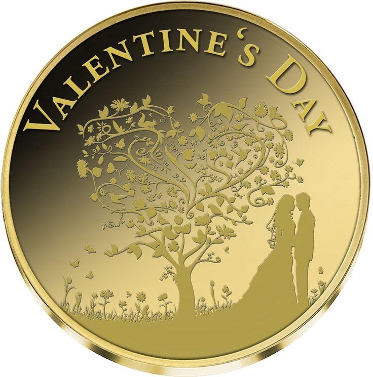 Το Χρυσό του Άγιου Βαλεντίνου: Ένα υπέροχο ΟΛΟΧΡΥΣΟ 24Κ νόμισμα για τη Γιορτή του Έρωτα! Συσκευασια: Κασετινα, κάψουλα, πιστοποιητικό. Η Ειδική Θηκη για να γράψετε την Αφιέρωση σας http://www.coinsclub.gr/valentines-day-2016.html