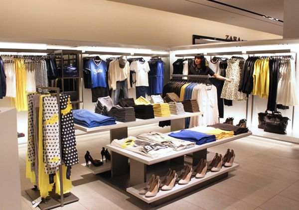 Exhibition Stand For Zara : Zara seattle by coco kelley client coverage pinterest